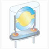 水晶発振式
