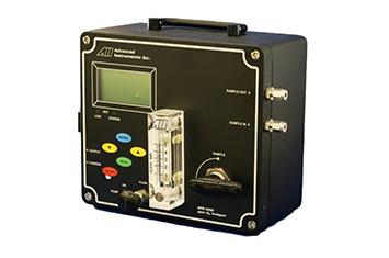 純度測定用 ポータブル酸素濃度計GPR1200