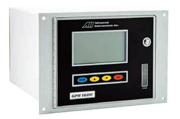 産業用ガス向け 酸素濃度計GPR1600