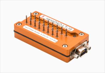 超小型多点圧力スキャナnanoDAQ-LT