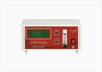 ベンチマウント型SF6ガス分析計Rapidox6100 Bench