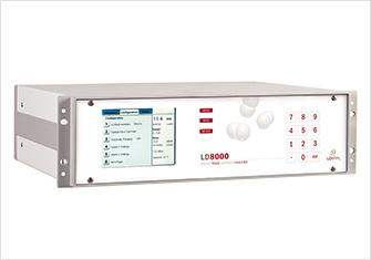 LD8000オンライン微量窒素 / 酸素分析計
