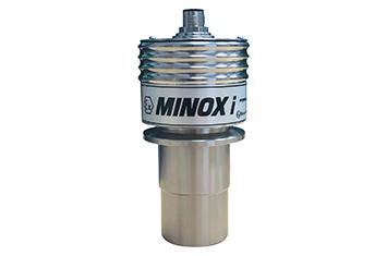 本質安全防爆仕様 酸素トランスミッターMinox-i