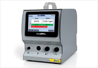 AM Trace酸素・露点測定器