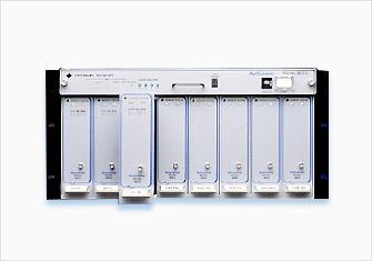 ラックマウント・イーサネット・インテリジェント圧力スキャナー NetScanner™ System 9816/98RK