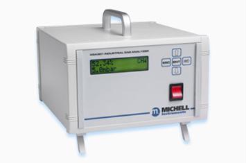 産業用ガス分析計XGA301