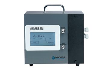 メタリックシールリファレンスセンサー技術 XZR400