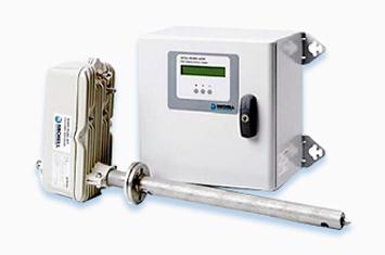 煙道式酸素濃度計XZR500