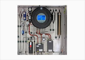 耐圧防爆対応 精密水晶発振式プロセス水分計QMA601