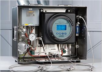 オンライン炭化水素露点分析計Condumax Ⅱ