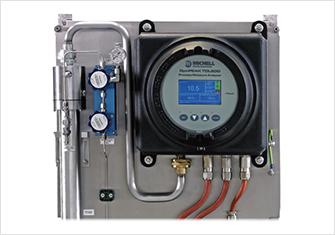 天然ガス中の水分分析計OptiPEAK TDL600