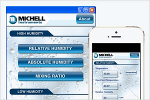 「Humidity Calculator」 iPhone、Androidアプリ公開